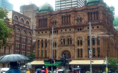 Spomienky na Sydney