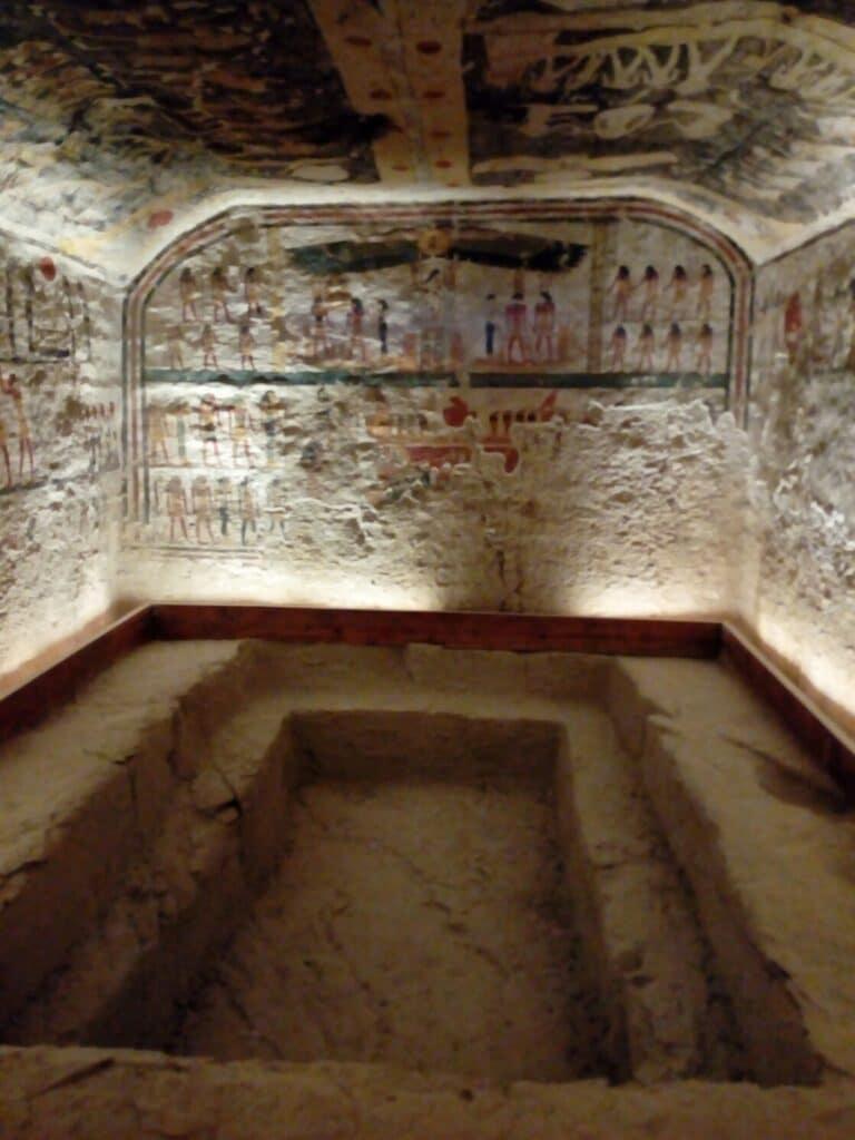 hrobka ramzesa