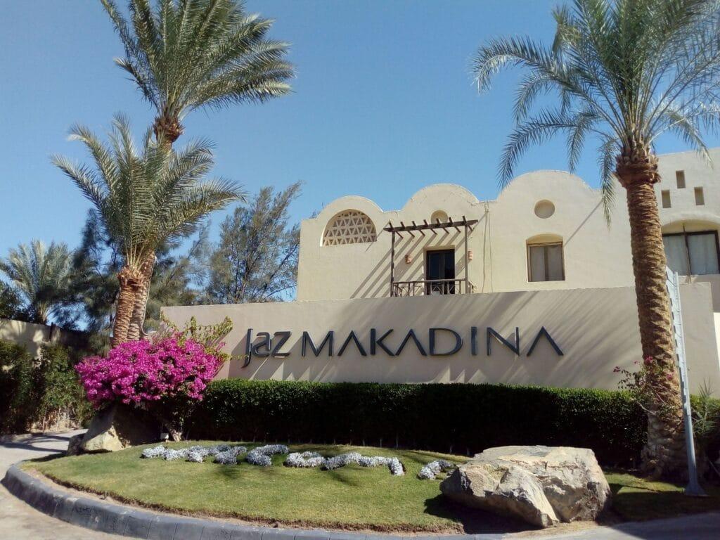krásny hotel Jaz Makadina v Hurgade je bezpečný