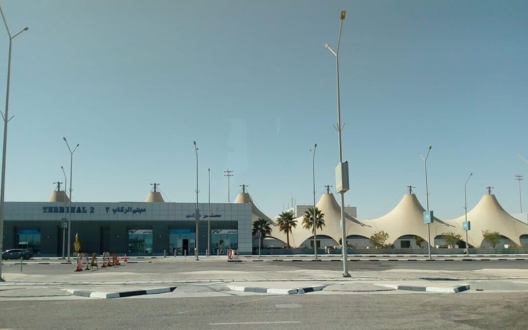 letisko Hurgada